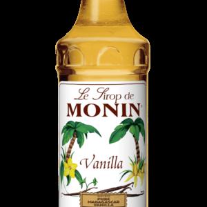 MONIN VAINILLA 750ML